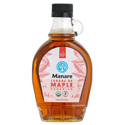 Jarabe de Maple Orgánico 250ml - Endulzantes - Mercado Silvestre