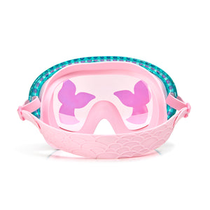 Jewel Pink Blue Sea Mask