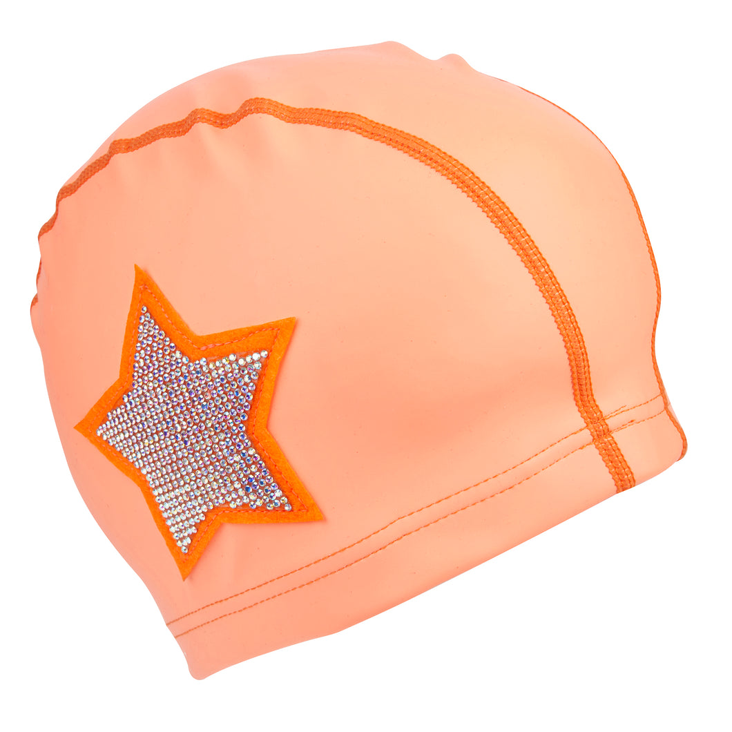Star Swim Cap