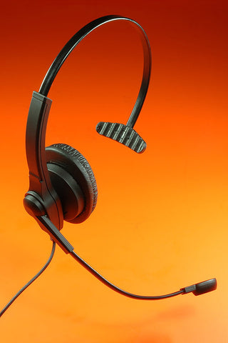 610 Call Center Headset