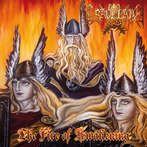 "Graveland ""The Fire of Awakening"" CD & LP"