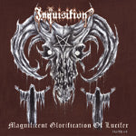 Inquisition - Magnificent Glorification Of Lucifer - CD (with 2 bonustracks)