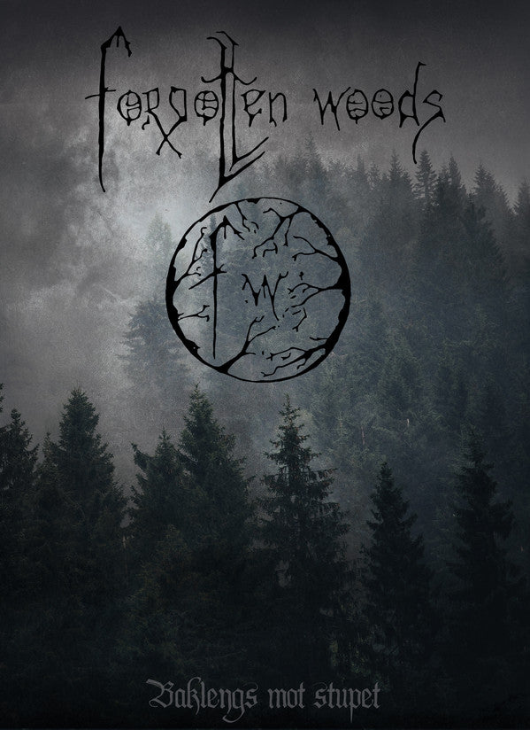 Forgotten Woods - Baklengs Mot Stupet - 3xCD A-5 Digi Box