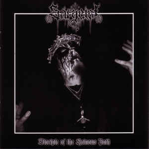 Sargeist - Disciple of the Heinous Path - CD