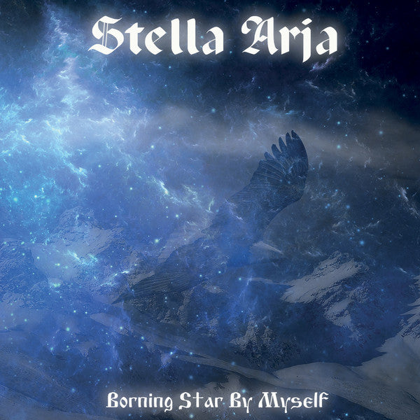 Stella Arja ‎- Borning Star By Myself - CD