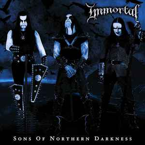Immortal -  Sons Of Northern Darkness - 2xLP