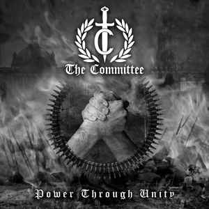 The Committee - Power Through Unity - LP (red)