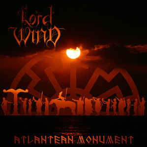 Lord Wind - Atlantean Monument - CD