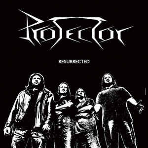 Protector - Resurrected - LP (red!)