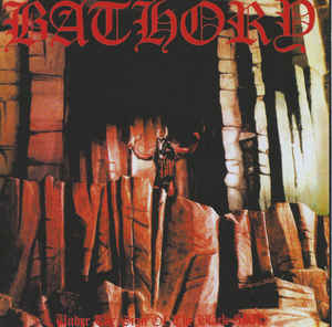 Bathory - Under The Sign Of The Black Mark - CD