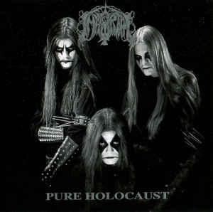 Immortal ‎- Pure Holocaust - LP (black)