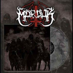 Marduk - Those of the unlight - LP (dark red/black)