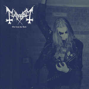 Mayhem - Out from the dark - LP