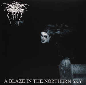 Darkthrone - A Blaze In The Northern Sky - LP