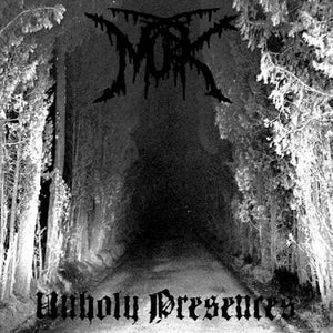 Murk - Unholy Presences - CD