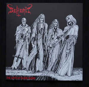 Beherit - The Oath Of Black Blood - LP (ANTI-GOTH 500)