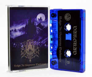 Vargrav - Reign In Supreme Darkness - LP Tape
