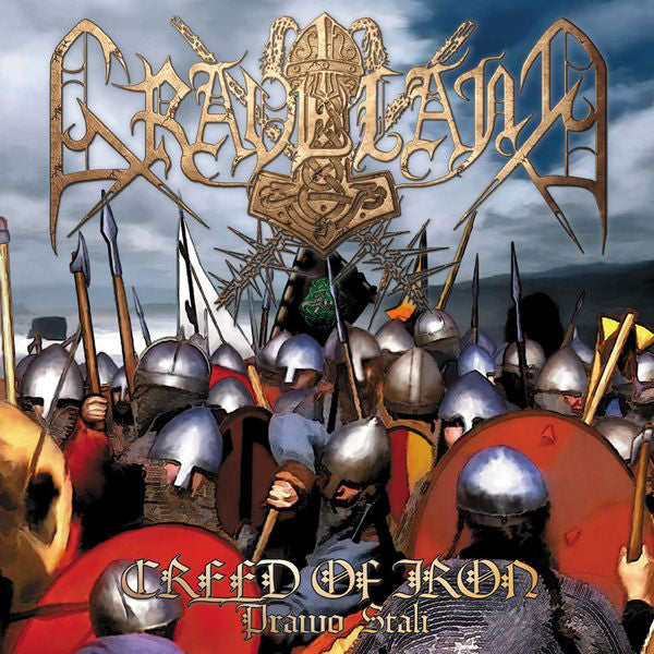 Graveland - Creed of Iron / Prawo Stali - 2xCD (remastered)