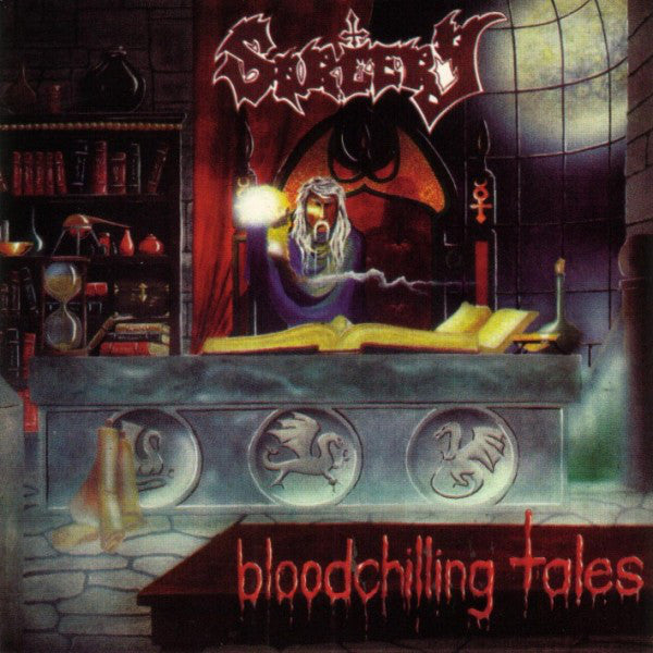 Sorcery - Bloodchilling tales - CD (+ 2 Demos)
