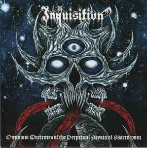 Inquisition - Ominous Doctrines of the Perpetual Mystical Macrocosm - CD (Icarus)