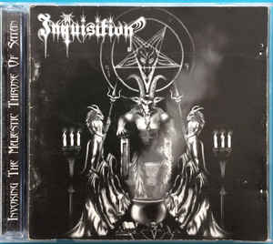 Inquisition - Invoking the Majestic Throne of Satan - CD