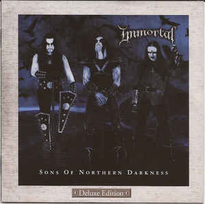 Immortal - Sons of northern darkness - CD + DVD (Icarus)
