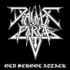 Diabolic Force - Old School Attack - CD
