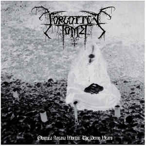 Forgotten Tomb - Obscura Arcana Mortis: The Demo Years - Digi CD