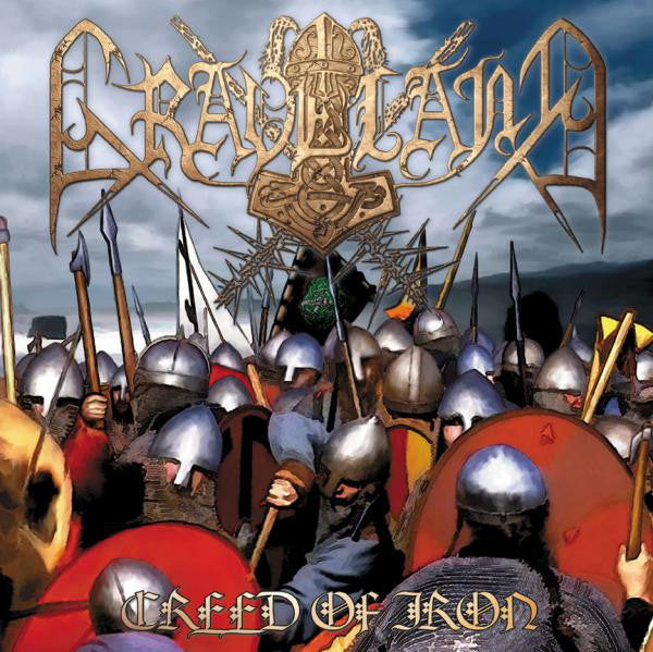 Graveland - Creed of Iron - CD (remastered)