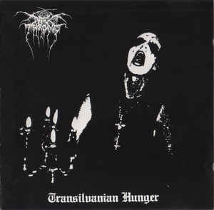Darkthrone - Transilvanian Hunger - LP