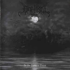 Baptism -  As The Darkness Enters - CD
