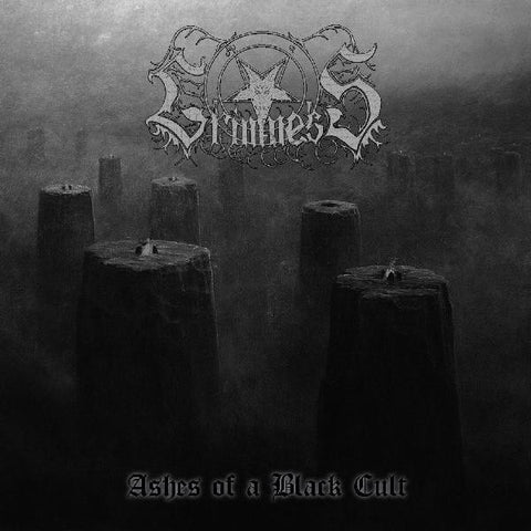 Grimness - Ashes of a Black Cult - CD