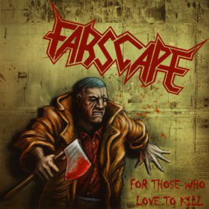 Farscape - For Those Who Love To Kill - LP (blue vinyl; limited to 100 copies)