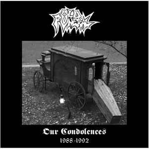 Old Funeral - Our Condolences - 2xLP (Silver)