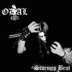 Odal - Sturmesbrut - CD (rerelease re-recorded)