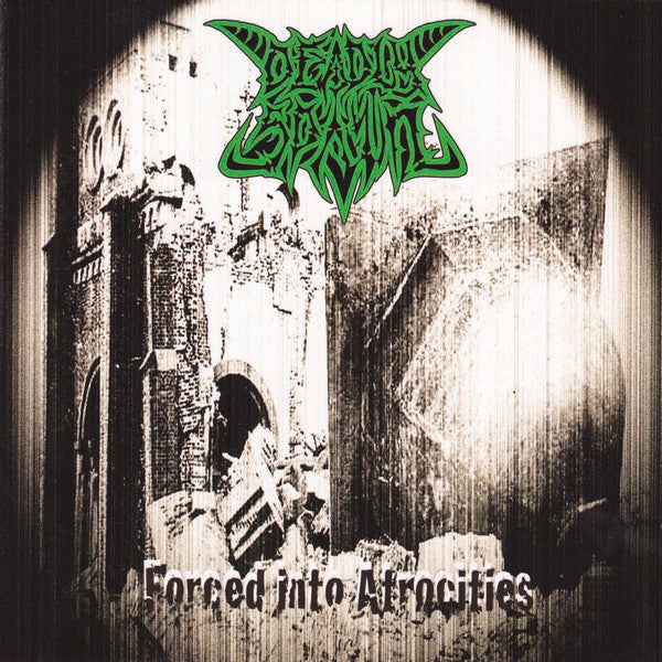 Deadly Spawn - Forced Into Atrocities - CD