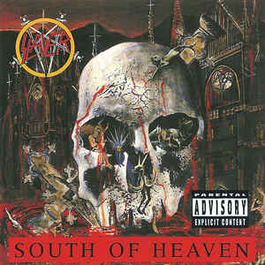 Slayer - South of Heaven - CD