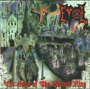 Evol - The Saga Of The Horned King / Dreamquest - 2xCD