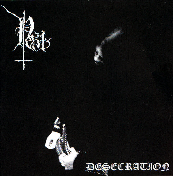 Pest - Desecration - CD