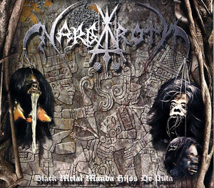 Nargaroth - Black Metal Manda Hijos De Puta - CD+DVD Digi Pack (limited to 1000 copies)