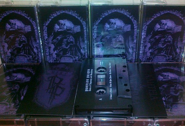 Profane Prayer - Tales of Vagrancy and Blasphemy - LP Cassette