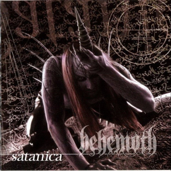 Behemoth - Satanica - CD