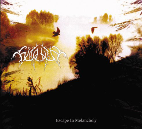 Kladovest - Escape in Melancholy - LP (black vinyl; limited to 150 copies)