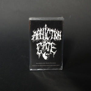 Affliction Gate - Aeon of Nox / Shattered Ante Mortem Illussions - LP Cassette