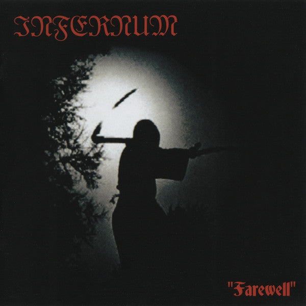 Infernum - Farewell - Jewelcase CD