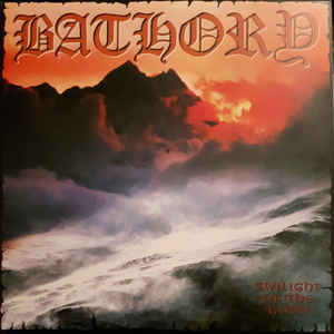 Bathory - Twilight of the Gods - 2xLP