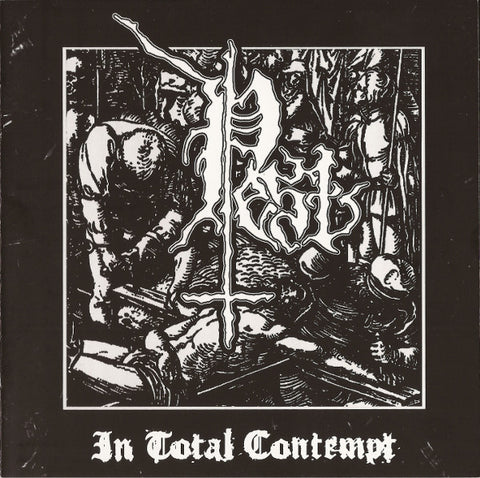 Pest - In Total Contempt - Gatefold LP