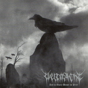 Weltmacht - And To Every Beast Its Prey - CD