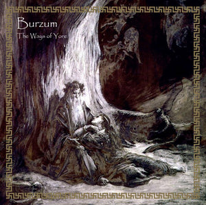 Burzum - The Ways of Yore - Digi CD