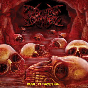 Bone Gnawer - Canale di carneficina - Mini CD